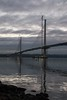 New Forth Crossing, December 2016 31 (Bill Cumming) Tags: fife forth riverforth newqueensfewrrycrossing bridge sunset gloaming
