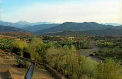 Atlas mountains (4) (hansbirger) Tags: morocco atlasmountains hautatlas january1982