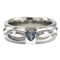 Titanium Mens Wedding Ring (The Jewelry Source) Tags: titanium mens wedding ring