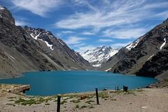 Laguna del Inca, Portillo, Chile (Poly Prado) Tags: laguna lagunadelinca chile beautiful landscape amazing view travel magic