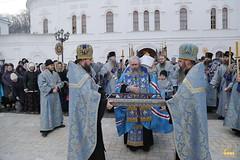 08. Arrival of Sanctities at Lavra / Прибытие святынь в Лавру 01.12.2016