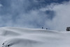First Turns (Dex Horton Photography) Tags: ridge ski skiers backcountry blue sky clouds tree rocks firsttracks milkrun artistpoint huntoonpoint mtbakerhighway northcascades wilderness offpiste telemark newsnow freshies tracks powder washingtonstate whatcomcounty winter wonderland