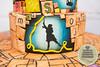 Matilda The Musical Cake (Lisa West Photography) Tags: matilda musical matildathemusical matildainoz matildabway matildawormwood cake cakedecorating caketoppers caketopper musicaltheatrecake musicaltheatre fondant gumpaste sculpture misstrunchbull silouhette modellingchocolate