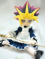 DSCF6323_resize (Moondogla) Tags: cupoche yami yugi yugioh toy poseable figure