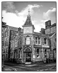 Buxton Coffee Shop (cabmanstu) Tags: buxton derbyshire peak district architecture coffee shop mono monochrome blackandwhite