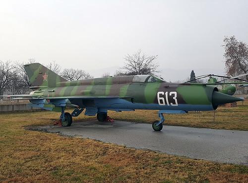 613 MiG-21 Krumovo 27-11-16
