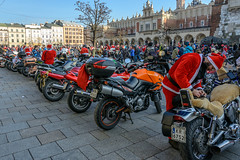 2016-12-04 Krakw (Jacek P.) Tags: polska poland krakow rynek bikemotor mikolaj claus zlot conention