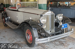 1932 Packard Twin Six Series 905 Coupe Roadster (mobycat) Tags: 1932 packard twin six model 905 coupe roadster