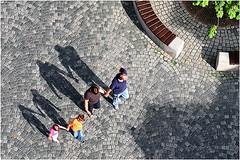 Together (JK-SW) Tags: schweinfurt bayern unterfranken sommer city pflaster hitze schatten