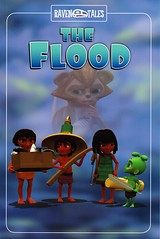 The Flood (Vernon Barford School Library) Tags: vernon barford library libraries new recent book books read reading reads junior high middle school vernonbarford nonfiction paperback paperbacks softcover softcovers folklore nativepeoples native people peoples canada canadian canadians american americans alaska nativeamerican nativeamericans haida haidas legend legends legendary raven ravens legendarycharacter legendarycharacters character characters bird birds graphic novel novels graphicnovel graphicnovels graphicnonfiction david bouchard simon daniel james chris kientz flood mousewoman 9781770581487 fnmi bookcover bookcovers cover covers firstnationsinuitmetis firstnations aboriginal comics cartoons