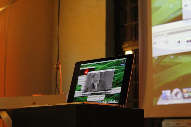#yamiBrussels - Performance - Exonemo (Desktop BAM) 3 (iMAL.org)