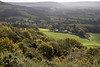 15 October 2014, - Pinchinthorpe to Great Ayton (The Grey Panther) Tags: northyorkmoors greatayton greypanthers roseberrytopping clevelandway pinchinthorpe thegreypanthers airyholmefarm roseberrycommon