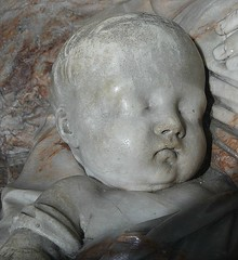 [26875] Tickhill : Frederick Foljambe (Budby) Tags: baby church monument infant memorial child effigy doncaster southyorkshire tickhill foljambe