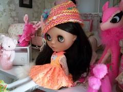 Pink and Orange.......