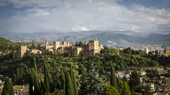 Alhambra (Granada)  España
