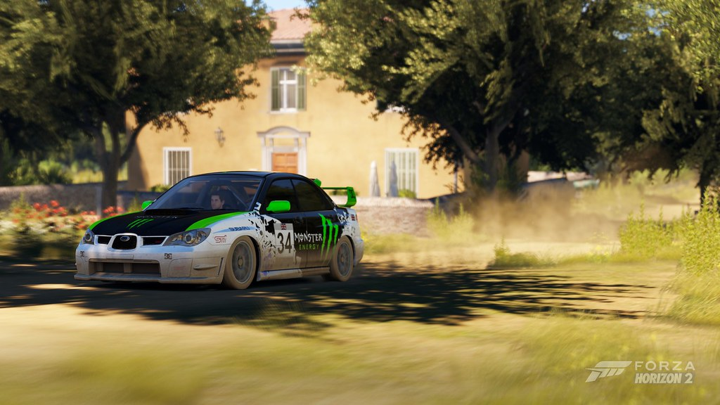 MonsterEnergy Subaru(12) (electricfroguk) Tags: 2 Car Monster Race Speed