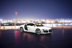 R8 (Jordan Krate) Tags: car florida miami ad audi epic r8 305