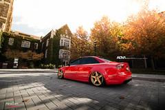 Audi RS4 ADV5 M.V2 (ADV1WHEELS) Tags: street race track rims luxury concave stance oem adv1 forgedwheels advanceone deepconcave adv1wheels advone