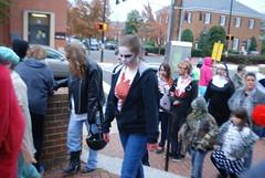 DSC_2718 (Krystal OBrien) Tags: zombie zombies fredericksburg zombiewalk crawlofthedead meanmommyclub