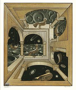 Escher - Altro mondo