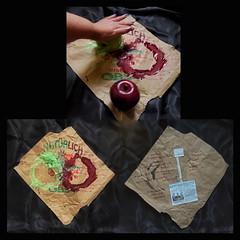 """""""an apple a day keeps the doctor away - An ENSO (circle) a Day ..."""" 3. Okt 2014: Or 2 Apples - Apples Against Putin, Against Fatigue, Against Cholesterol, Against Angiopathy ~ pfel gegen Putin, gegen Mdigkeit, gegen Cholesterin, gegen Geferkrankungen (hedbavny) Tags: vienna wien blue red selfportrait black green rot art apple water circle studio japanese austria sterreich wasser hand kunst diary minimal mde silence tired cycle brainstorming letter wabisabi meditation bachmann grn calligraphy blau minimalism schrift papier fatigue verpackung tagebuch apfel schwarz putin aktion zeitung atelier selfie kreis stille selbstportrt enso workingroom denken werkstatt undine tte handschrift mondlandschaft bung japanisch arbeitsraum papiertte aufgabe kalligraphie project365 pektin aktionismus cholesterin packpapier mdigkeit tuschestift zyklus gefserkrankung hedbavny ingridhedbavny stanitzerl"""