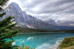 Jasper National Park (cclontz) Tags: park lake canada mountains water reflections mirror jasper national alberta