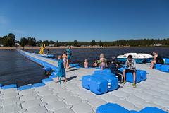 028A3573 (Byskan) Tags: sea summer river coast sweden july baltic resort sverige juli hav sommar kust havsbad byske byskelven bottenhavet byskanse byskan