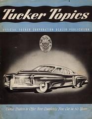 Tucker Topics, Vol. 1 No. 1 (aldenjewell) Tags: magazine 1 no vol tucker topics
