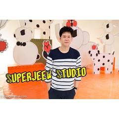 Superjeew ดูตั้งแต่เด็ก ในที่สุดก็ได้มาออกรายการ  ขอบคุณพี่ซุป ตัวจริงหล่อมาก