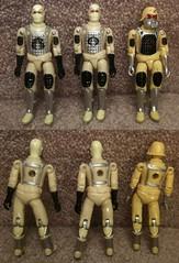 de aco yellow (tarcanes92) Tags: trooper black crimson de major cobra guard females custom bats mortal griffon aco bombardier invasor