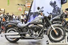 Harley Davidson Fat Boy Special.