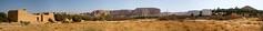 pano (Alan Holden) Tags: ruins desert riyadh saudiarabia