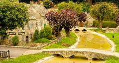 MODEL VILLAGE (chris .p) Tags: uk summer england water model nikon village august cotswolds gloucestershire gb bourton cotswold 2014 d610 bortononthewater
