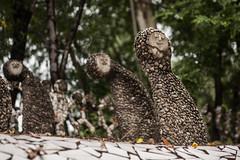 Rock garden at Chandigarh, India