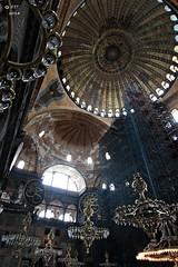 Sense of History (zeesstof) Tags: travel history tourism church architecture turkey istanbul mosque restoration hagiasofia religiousarchitecture zeesstof