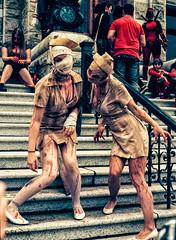 Victoria Zombie Walk_2014-10-04_R4_10 (Scott.Laird) Tags: film mediumformat bc pentax can victoria scan zombiewalk plustek p645n colourefexpro opticfilm120 smcpentaxfa64580160mmf45 prismphotolab lomographyxp200