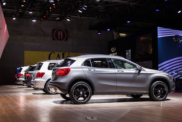 show paris cars de photography mercedes benz le motor ml gla mondial gl 2014 600d glk lautomobile vclass