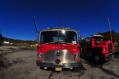 Lafayette Township Fire Department Engine 851 & Stillwater Area Volunteer Fire Company Tanker 42-71 (Triborough) Tags: newjersey nj engine firetruck fireengine mack tanker newton sussexcounty ltfd mackcf ward79 engine851 lafayettetownshipfiredepartment savfc stillwaterareavolunteerfirecompany tanker4271