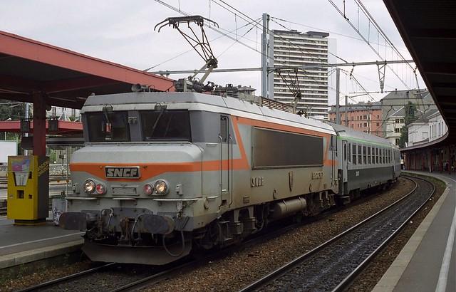 SNCF 22367 Chambéry - Challes les Eaux