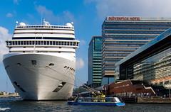 _DSC7293 (durr-architect) Tags: sky water amsterdam architecture boats nemo ships piano banks renzo ij