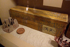 """Egyptian Coffin with Eyes of Horus • <a style=""""font-size:0.8em;"""" href=""""http://www.flickr.com/photos/34843984@N07/15353491329/"""" target=""""_blank"""">View on Flickr</a>"""