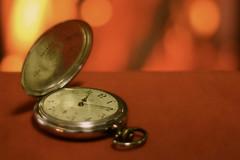 Golden hour(s) (Explore 2014-10-19) (nillamaria) Tags: clock watch ur goldenhour klocka fickur fotosondag fs141019