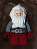 Balin (stevesheriw) Tags: lego balin dwarf minifigure hobbit lonelymountain