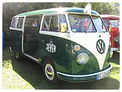 "VW Combi T1 ""Jever"" (v8dub) Tags: auto old bus classic beer car vw volkswagen automobile automotive voiture german oldtimer bier van oldcar werbung combi publicité kombi transporter collector bière jever bulli aircooled wagen pkw klassik worldcars"
