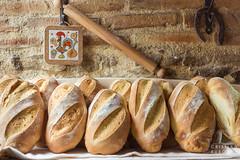 Appena sfornato (www.cristianruboni.com) Tags: italy food canon bread rustico italia rustic rimini pane cibo genuine 6d mondaino canon50mm18 genuino