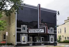 RIVOLI (akahawkeyefan) Tags: street wisconsin movie theater rivoli cedarburg davemeyer