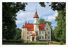Endlich gefunden: Rapunzels Turm (BegMeil44) Tags: castle schloss chteau schleswigholstein tralau schlosstralau