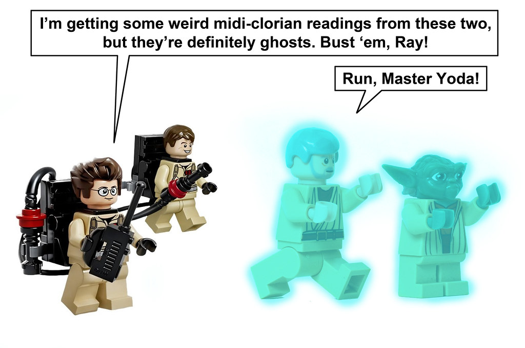 The world 39 s best photos of ghost and yoda flickr hive mind - Lego star wars anakin ghost ...