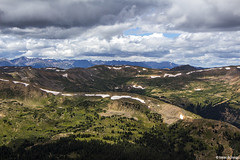 Front Range (isaac.borrego) Tags: trees mountains clouds forest colorado shadows alpine valley rockymountains peaks frontrange tundra canonrebelt4i