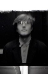 evan (.Joe Cox) Tags: old boy evan people blackandwhite abstract motion black blur detail male art film smart shirt angel contrast 35mm vintage dark photography death sadness photo moving student scary movement artwork sad time spirit ghost young documentary blurred retro creepy fave dirt trail domestic photograph soul passing ghostly alter phot domesticity grief shutterspeed alevelphotography